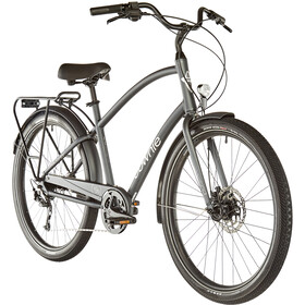 "Electra Townie Path 9D EQ 27,5"" Heren, matte gunmetal"